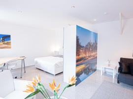 Relax Aachener Boardinghouse Main Train Station, serviced apartment in Aachen