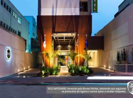 Viesnīca B&B Hotels São Paulo Luz - Centro Sanpaulu