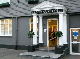 Croft Court Hotel, hotel near Cockfosters Tube Station, London