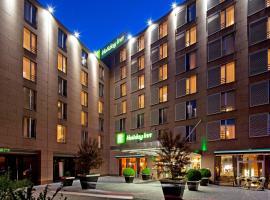 Holiday Inn Prague, an IHG Hotel, hotel v Praze
