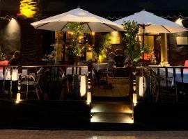 Hôtel Du Parc, hotel in Gardens, Cape Town