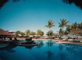 Vila Angatu Eco Resort SPA, resort in Santo André