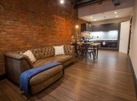 Large Luxury 2 Bed - Central Manchester, apartment in Manchester