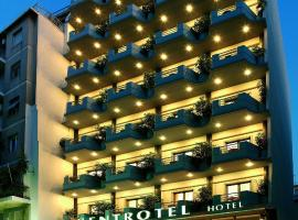 Centrotel Hotel, hotel near National Archaeological Museum of Athens, Athens