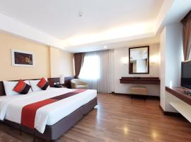 Avion Hotel, hotel in Lat Krabang