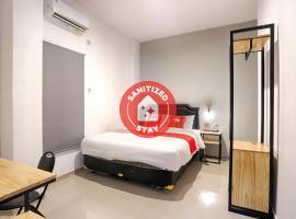 OYO 2409 Safara Guesthouse Syariah, hotel near Ereveld Kalibanteng, Semarang