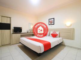 OYO 3735 Liv Hotel, hotel in Jakarta