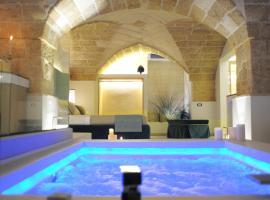 La Dimora delle Fate Luxury & SPA, hotel en Miggiano
