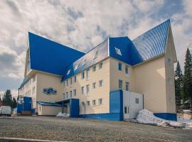 Гостиница Политех, отель в Шерегеше