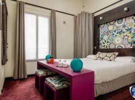 Courcelles Etoile, hotel near Wagram Metro Station, Paris