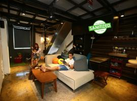 Private Getaway (Private Cinema, Swing & more!) at CEO Penang, apartment in Bayan Lepas