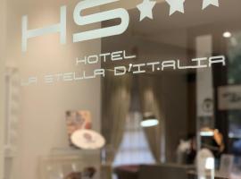 Hotel La Stella D'Italia, hotell i Modena