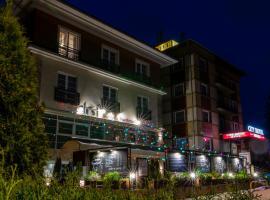 City Hotel Miskolc, отель в Мишкольце