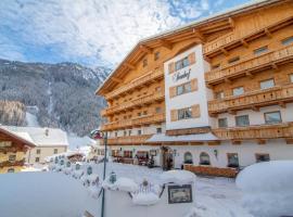 Hotel Sonnhof, Hotel in Neustift im Stubaital