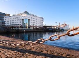 Elite Hotel Marina Plaza, hotel in Helsingborg