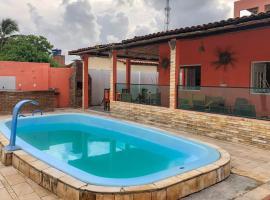 OYO Pousada Solar Dos Negreiros, hotel near Peroba Beach, Maragogi