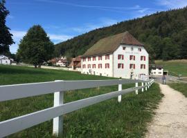 Hôtel de l'Ours Bellelay, hôtel à Bellelay