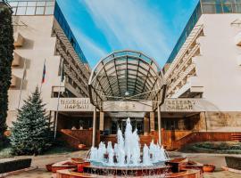 Санаторий Целебный Нарзан, отель в Кисловодске