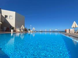 Nautica Hotel Apartments, serviced apartment in Stavromenos