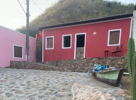 Casa Canoa - climatizada e com piscina, holiday home in Piranhas