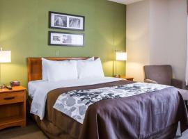 Sleep Inn Midway Airport Bedford Park, hotel in Chicago