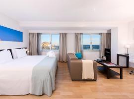Tryp Alicante Gran Sol Hotel, hotel Alicantéban