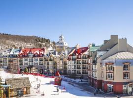 Sommet Des Neiges, hotel in Mont-Tremblant