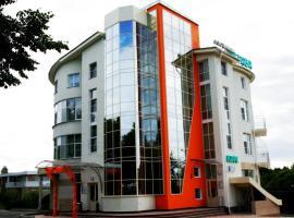 Отель Дубрава, отель в Чебоксарах