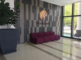 Woodsbury Suites 7722 Butterworth Penang, hotel in Butterworth