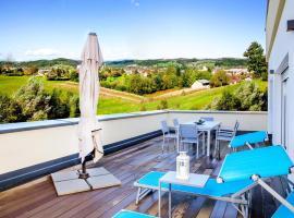 Dein Lieblingsplatz mit traumhafter Terrasse, Top 2, Ferienwohnung in Mühldorf bei Feldbach