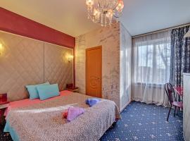Avtozavodskaya Comfort Apartments, hotel in Moscow