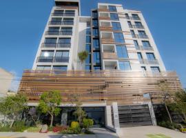 Missum Versatile Living, apartamento en Cholula