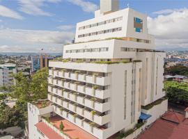 Hotel Plaza San Martin, hotel in Tegucigalpa