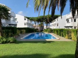 Apartment El Coto - Pals, golf hotel in Pals