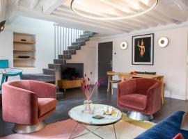 Beauquartier Paris - Grands Boulevards, self catering accommodation in Paris