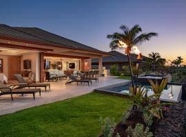 Mauna Lani Luxury Villas, A Destination Residence, hotel in Waikoloa