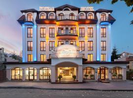 Nota Bene Hotel & Restaurant, hotel in Lviv