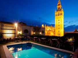 Hotel Doña María, hotel in Seville