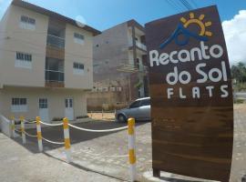 Flats Recanto do Sol, apartment in Maragogi