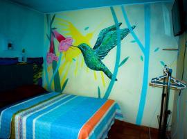 Passion Hostel - Barranco, hotel in Lima