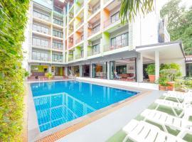 OYO 75367 Ud Pattaya Hotel, hotel near The Sanctuary of Truth, North Pattaya