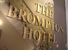 The Brompton Hotel, hotel in South Kensington, London
