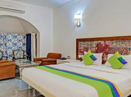 Treebo Trend Meera, hotel en Udaipur