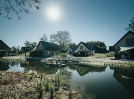 Ridderstee Ouddorp Duin, resort village in Ouddorp