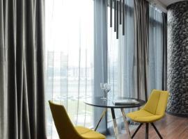 IQ-апартаменты в Москва-Сити, апартаменты/квартира в Москве