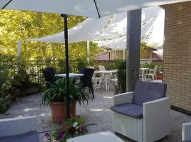 Hotel Residence Ponente, hôtel à Cesenatico