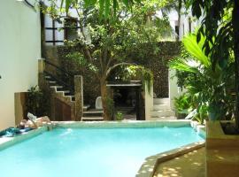 Jannat House, hotel in Lamu