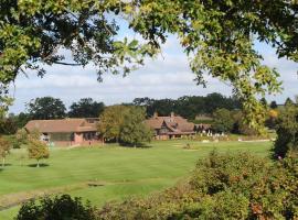 Barnham Broom Hotel, Golf & Spa, cottage in Honingham
