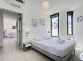 Ti Patio - A deux pas du front de mer et du centre-ville, hôtel  près de: Aéroport de Pierrefonds - ZSE