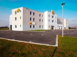 Premiere Classe Caen Nord - Mémorial, accessible hotel in Caen